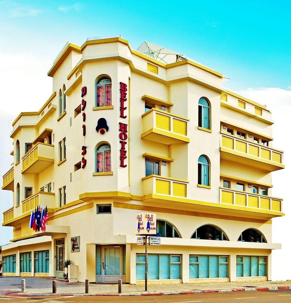 The Bell Boutique Hotel Tel Aviv