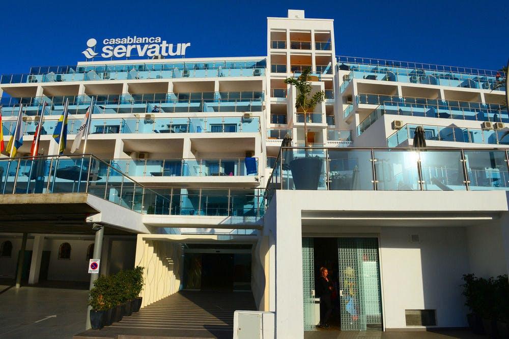 hotels in las palmas gran canaria
