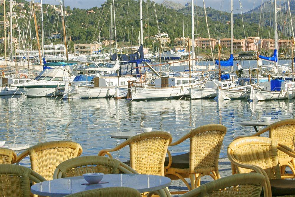 Hotel Mon Port Port D Andratx Mallorca