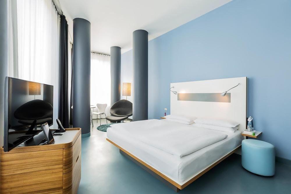 Ku 39 damm 101 design hotel berlin boka for Design hotel 101 berlin