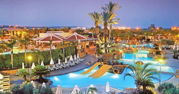 Olympic Lagoon Resort Ayia Napa - All inclusive