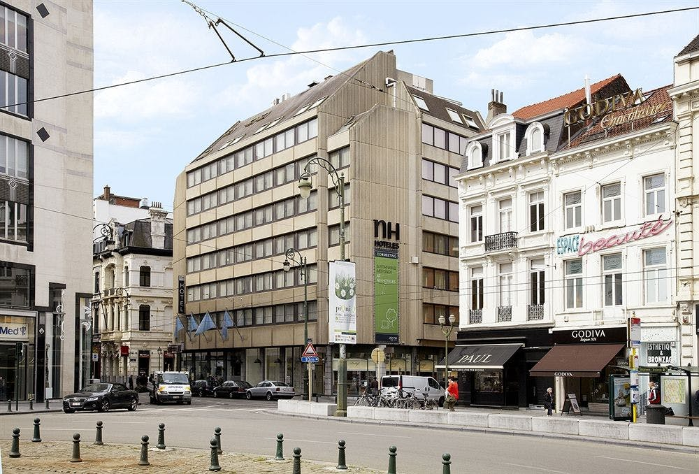 Hotel Nh Bruxelles Centre