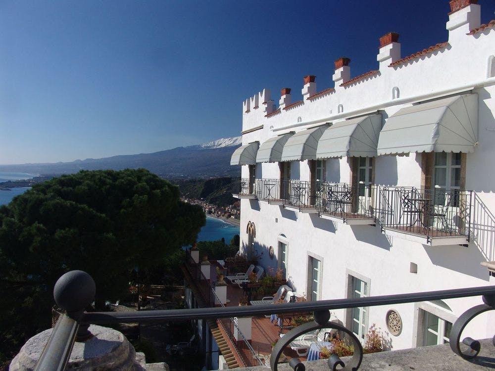Hotel bel soggiorno catania sicilien boka for Hotel bel soggiorno abano