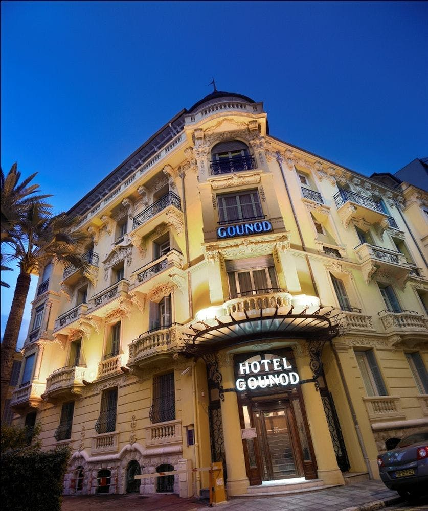 Boutique hotel gounod nice boka billiga for Boutique hotel nice
