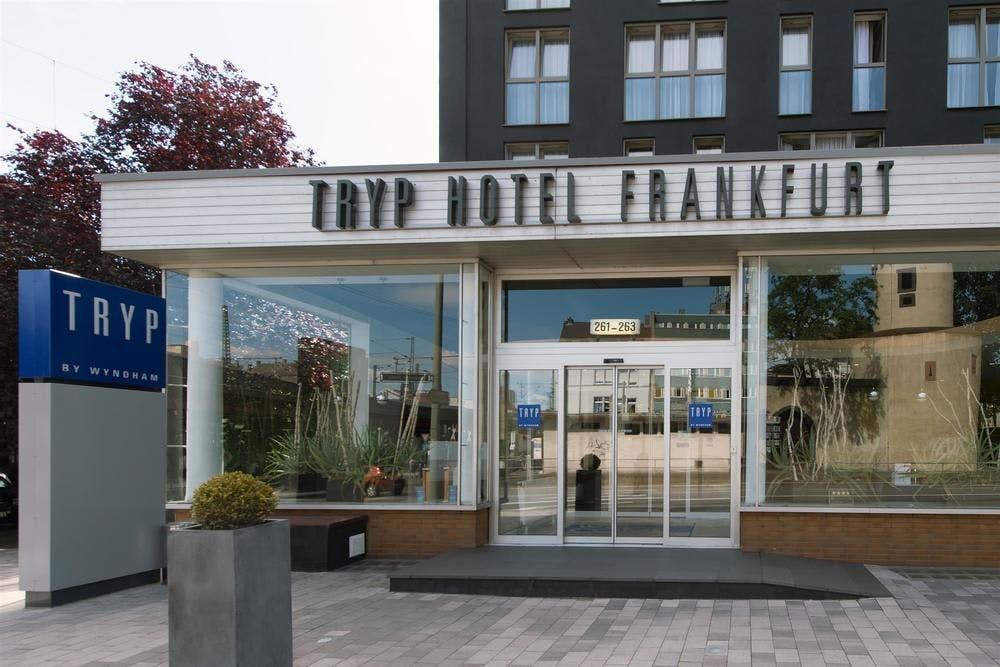 Bb Hotel Frankfurt Mainzer Landstra Ef Bf Bde