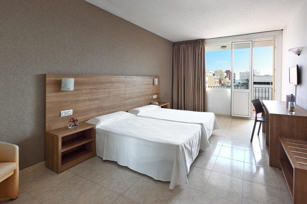 hotel santa rosa costa brava boka billiga. Black Bedroom Furniture Sets. Home Design Ideas