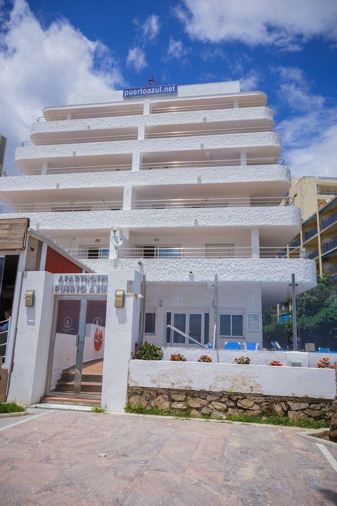 Aparthotel puerto azul costa del sol boka for Aparthotel puerta del sol