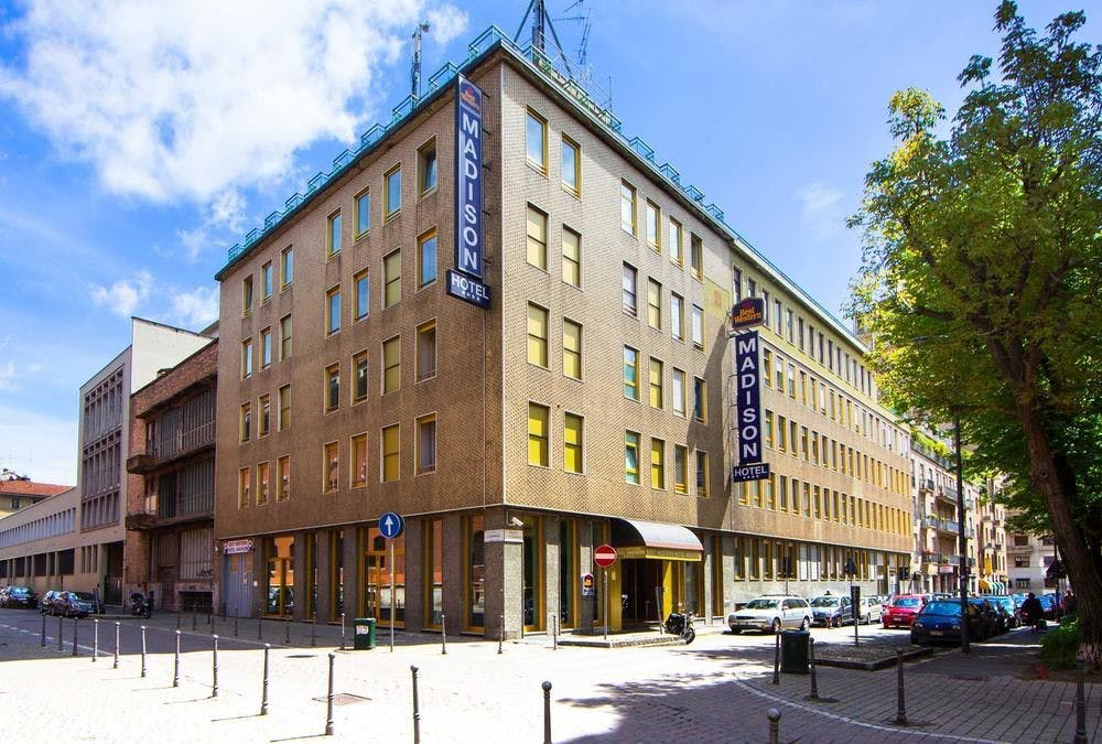 best western hotel madison milano milano