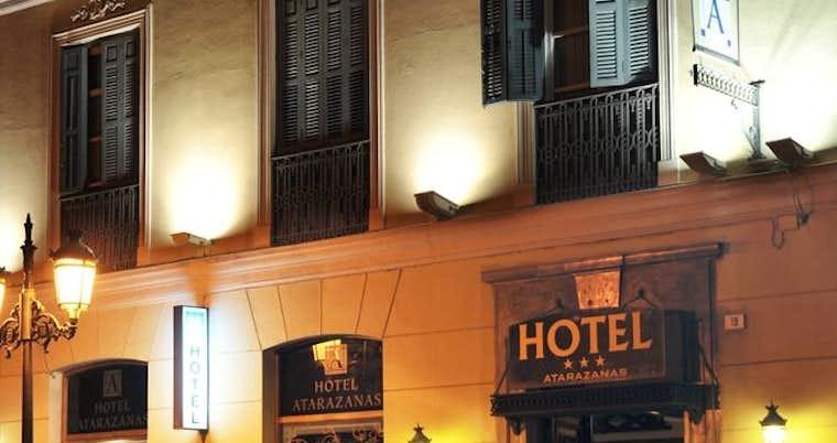 BH Atarazanas Malaga Boutique Hotel