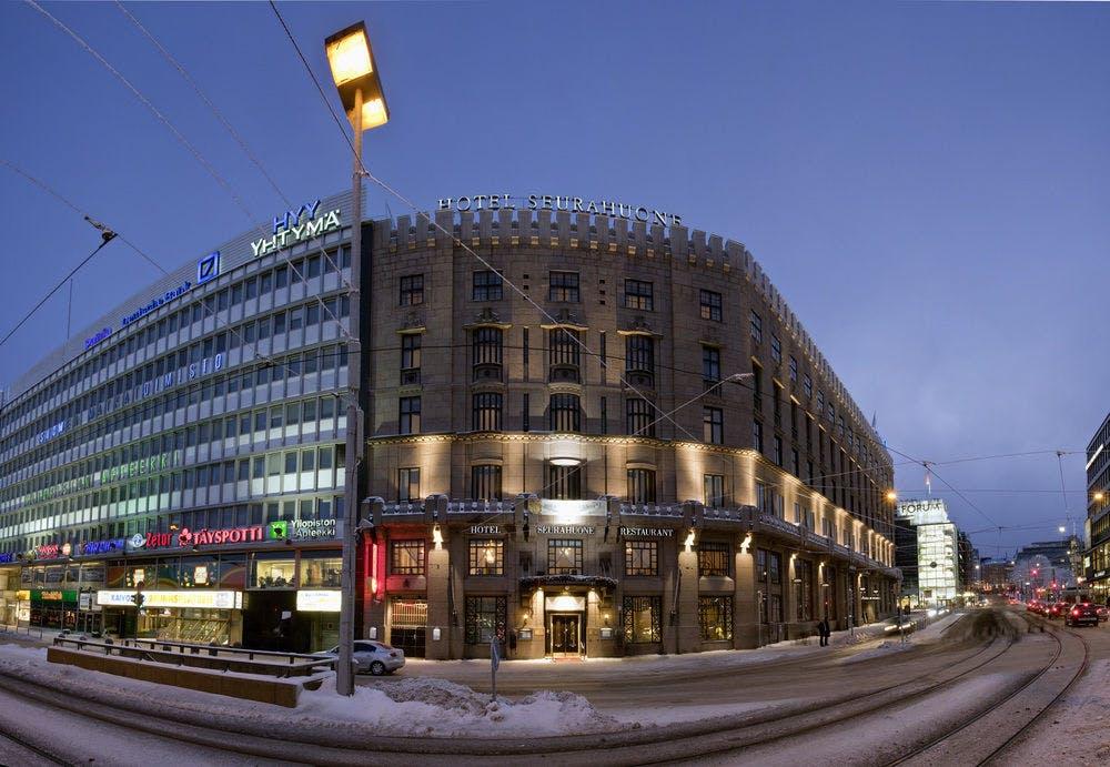 Hotelli Seurahuone Helsinki Helsinki