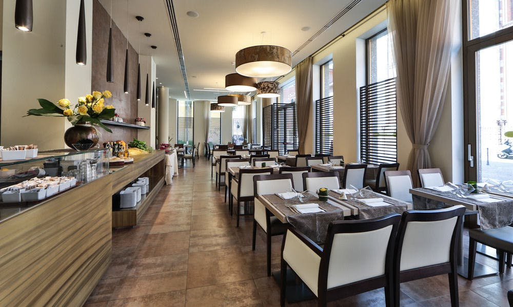 Best western hotel madison milano milano for Hotel madison milano