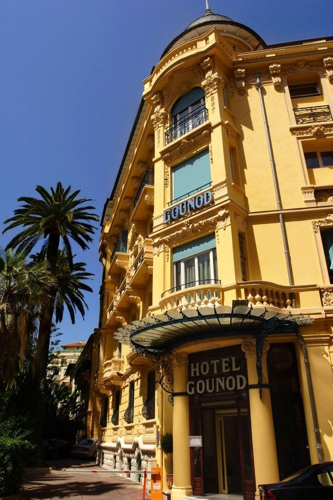 Boutique hotel gounod nice boka billiga for Hotel boutique nice