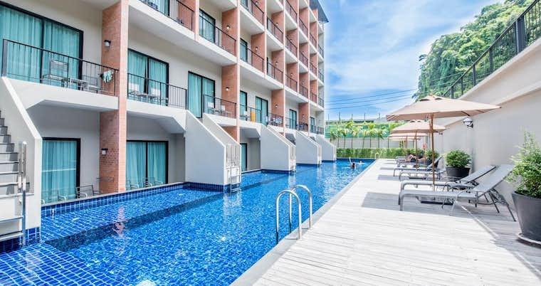 Sugar Marina Resort - Cliffhanger Aonang
