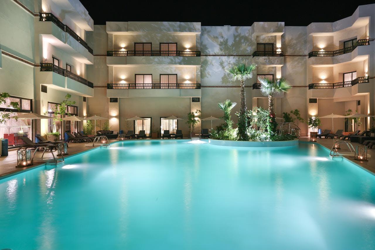 Kech boutique hotel spa marrakech boka for Boutique hotel spa