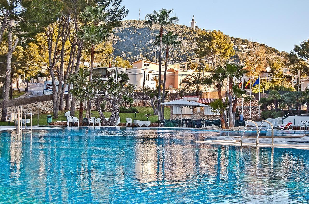 Hotel Bq Belvedere Mallorca Spania