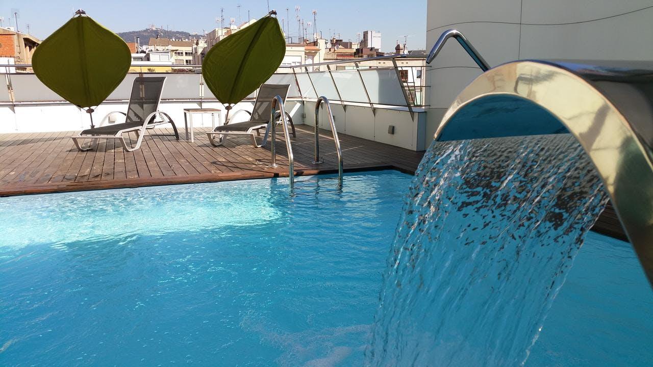Ako Suite Hotel Barcelona Tripx Se Boka Billiga