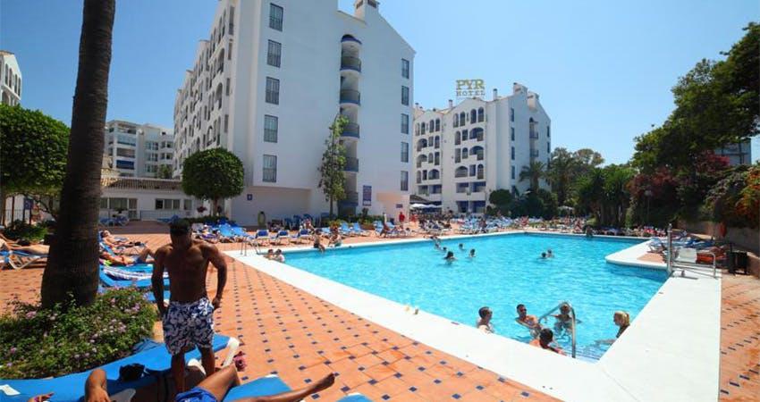 Pyr marbella costa del sol boka billiga - Hotel pyr puerto banus ...