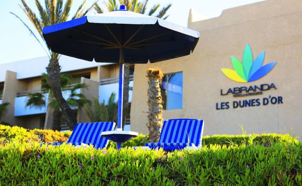 Labranda Les Dunes D Or Agadir Tripx No