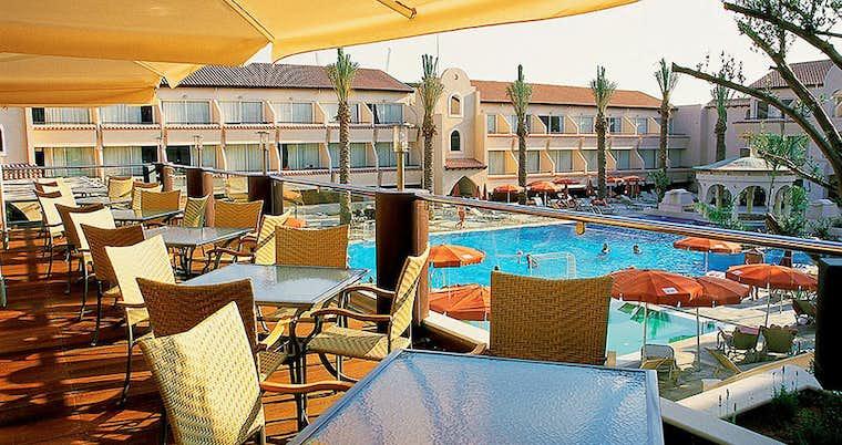 Napa Plaza Hotel
