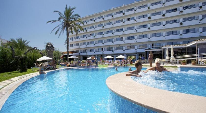 Ferrer Janeiro Hotel Spa Can Picafort Mallorca Spanien