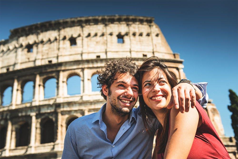 Dating hem sida Rom